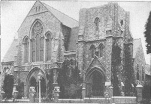 Anerley Methodist Church